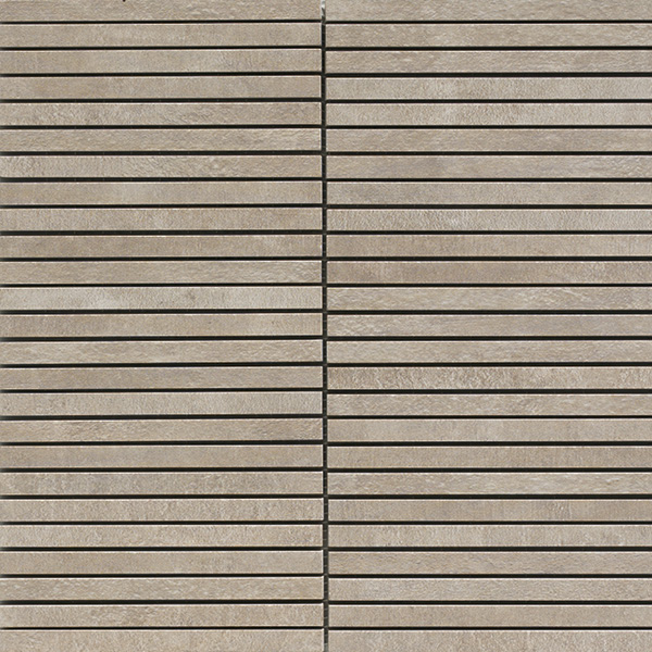 Icon Taupe Back Stripes