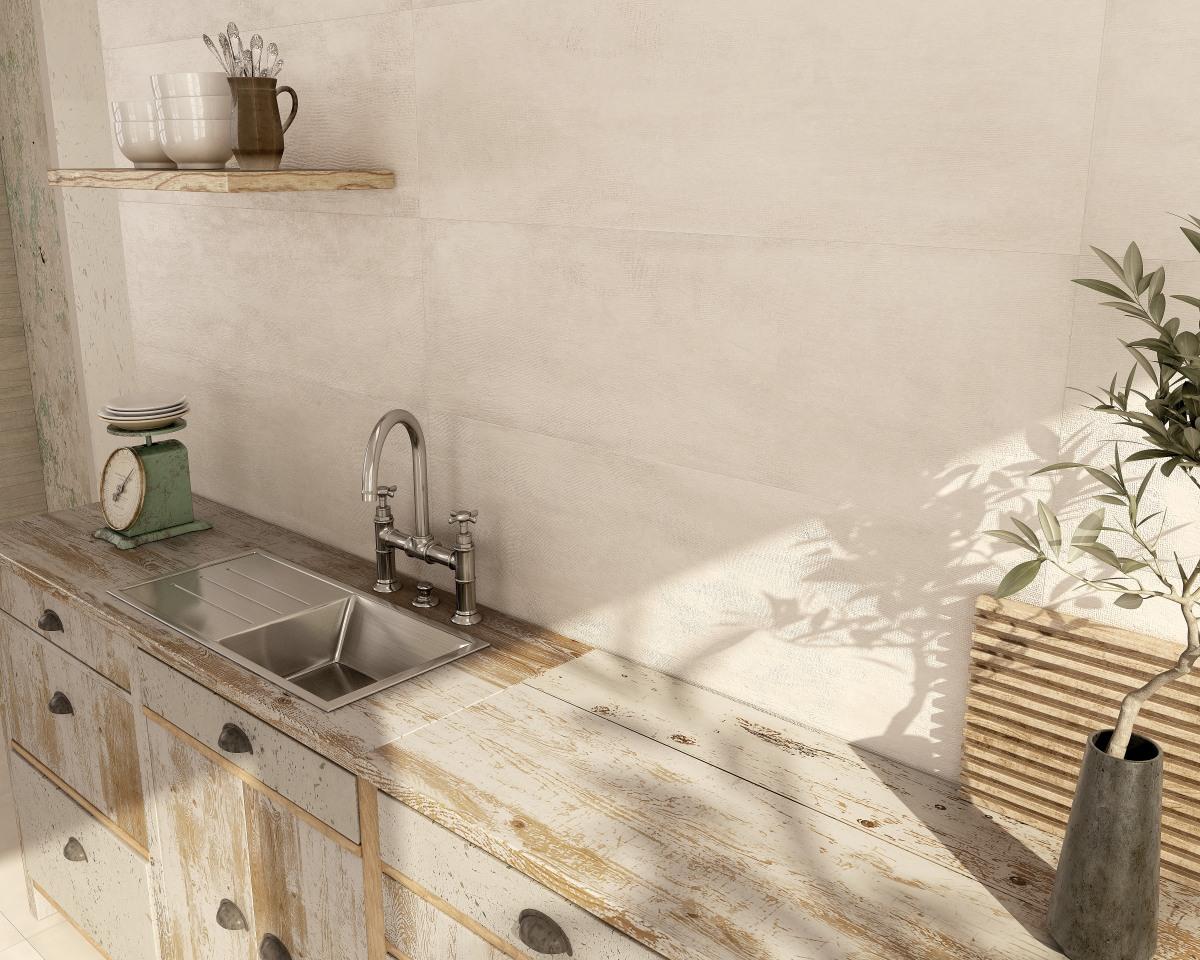 Ambiente Cocina Wabi Fabric Beige Web